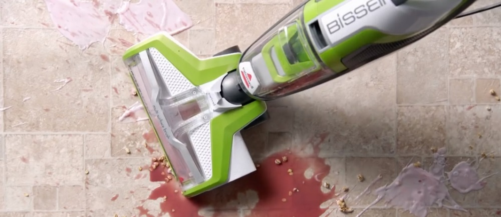 Bissell 17857 Crosswave All-in-One Review